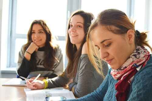 didattica inclusiva con i compagni di classe
