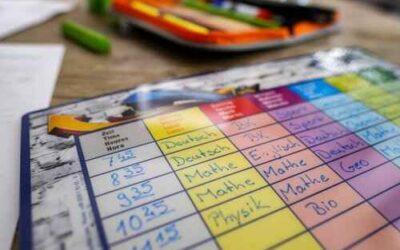 La routine per i compiti a casa: il giusto punto di partenza