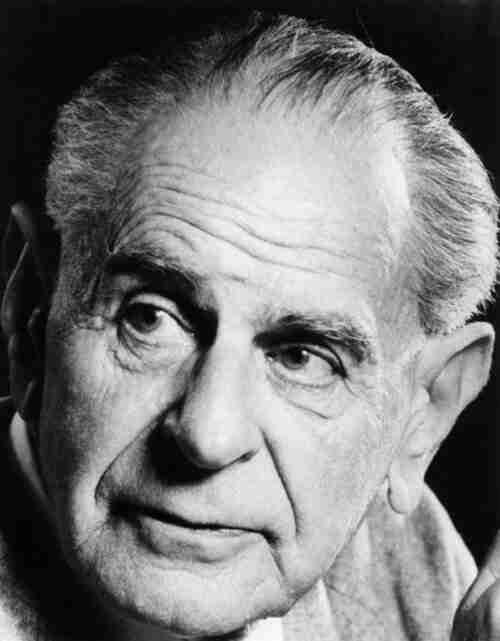 didattica dell'errore di Karl Popper