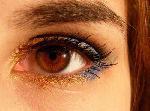 DSA non è una malattia come occhio marrone