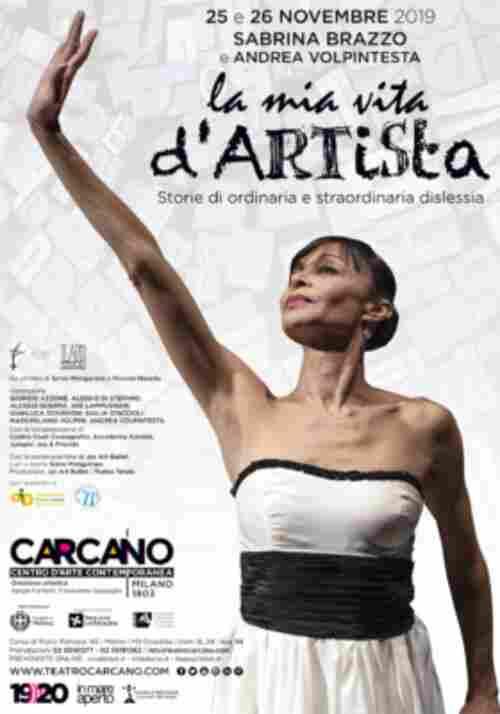Sabrina Brazzo dislessica